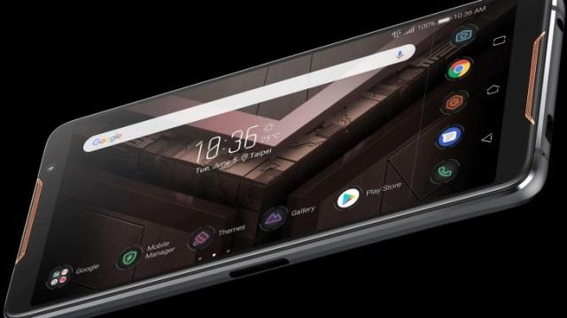 ASUS เปิดตัว ROG Phone สุดยอดสมาร์ทโฟนสายเกม จอ 90Hz พร้อมอุปกรณ์เสริมเพียบ!