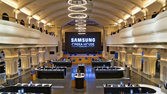 Samsung เปิดศูนย์แสดงสินค้า Experience Center ที่ใหญ่ที่สุดในโลก ณ ประเทศอินเดีย