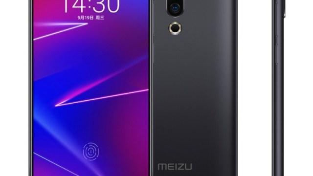 เปิดตัว Meizu 16X จอ AMOLED 6 นิ้ว ยัดชิป Snapdragon 710 มีสแกนนิ้วบนจอ