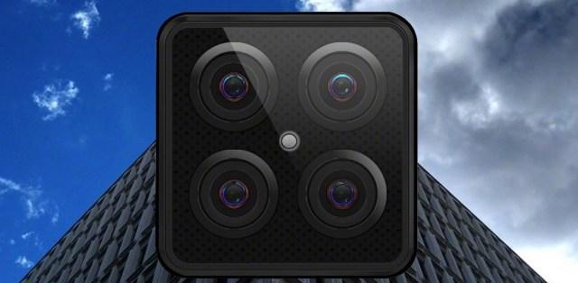 Lenovo ปล่อยทีเซอร์คอนเฟิร์ม Z5 Pro มีกล้อง 4 ตัว ใช้เลนส์เทเลคู่