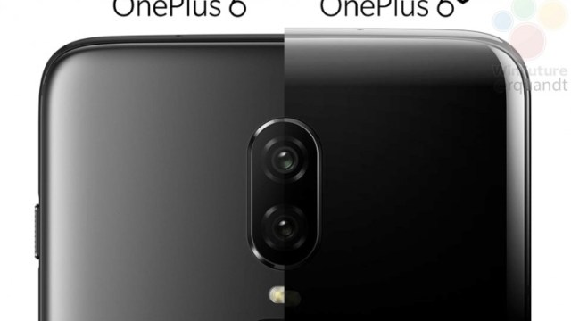 ชมกันชัดๆ ภาพตัวเครื่อง OnePlus 6T ดีไซน์รอยบากเล็กลง