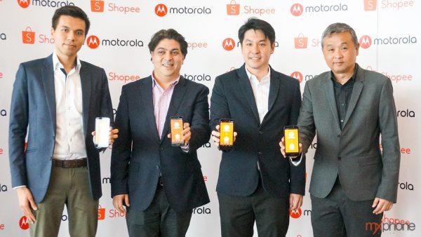 เปิดตัว moto e5 Play Android Go Edition ในไทย เคาะที่ 2,888 บาท เริ่มขายผ่าน Shopee วันที่ 11 พ.ย.นี้