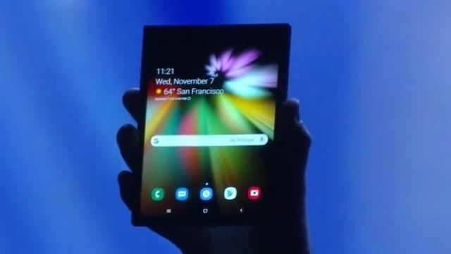 Samsung เปิดตัวจอ Infinity Flex Display และ One UI จุดเริ่มต้นของสมาร์ทโฟนจอพับได้