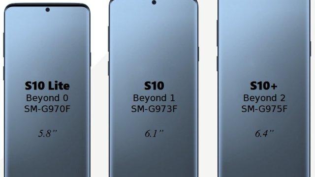 หลุดราคา Samsung Galaxy S10 ในฝั่ง UK พบรุ่น Lite เปิดถูกกว่า S9
