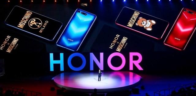 มาแล้ว Honor V20 (View 20) โชว์กล้องหลัง 48MP จอเจาะรู 6.4 นิ้ว