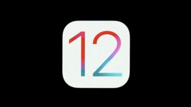 จุดคุ้นเคย iOS 12 ผ่านสองเดือนครึ่งมีผู้ใช้งานอัพเดตแล้ว 75 เปอร์เซ็นต์