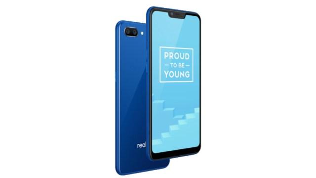 เปิดตัว Realme C1 (2019) อัพสเปคความจุ เคาะราคาเริ่มต้น 3,300 บาท