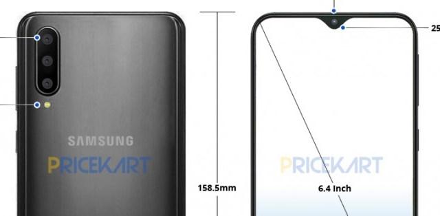 คิวน้องเล็ก ยืนยันข้อมูลด้วยภาพ Galaxy A50 / A30 ดีไซน์ Infinity U รอเปิดตัวสิ้นเดือน