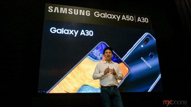 Samsung เปิดราคา Galaxy A50 / Galaxy A30 มือถือรุ่นกลางตัวใหม่ในไทย
