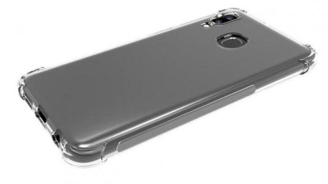 เผยเคสสำหรับ Samsung Galaxy A20e ดีไซน์คล้าย Galaxy A20