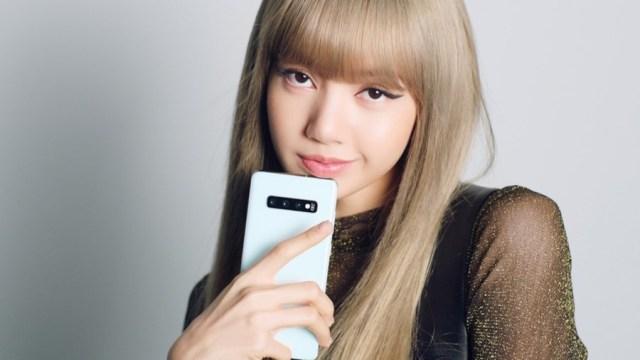 กระแสดีเกินคาด! หลังจากปล่อยโฆษณา 'Galaxy S10 x Lisa-Blackpink'