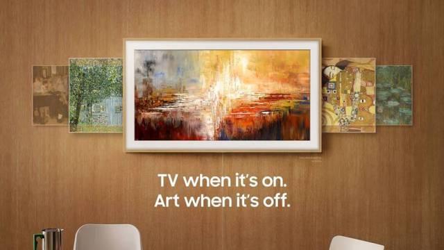 Samsung เปิดตัว The Frame ที่จะมาทลายทุกข้อจำกัดของนวัตกรรมทีวีด้วยจอ