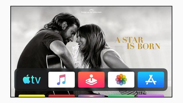 Apple เผยโฉม tvOS 13 พร้อม Apple TV 4K
