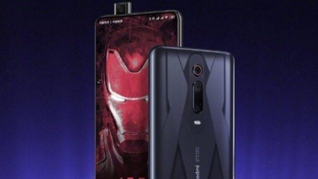 เปิดตัว Redmi K20 Pro Avengers Limited Edition เอาใจสายฮีโร่