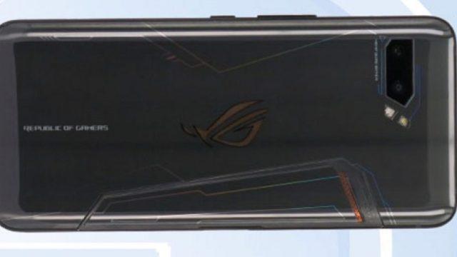 TENAA ผุดสเปค Asus ROG Phone 2 ก่อนเปิดตัววีคหน้า