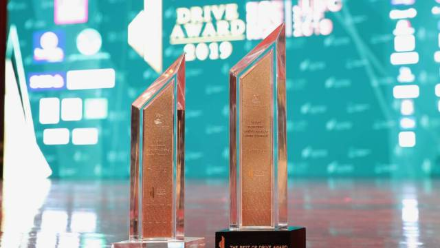 "AIS คว้า 2 รางวัลใหญ่ จากเวที ""DRIVE AWARD 2019"" ต่อเนื่องเป็นปีที่ 3"