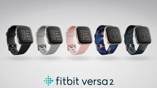 Fitbit เปิดตัว Versa 2 มาพร้อมฟีเจอร์เพื่อสุขภาพและการออกกำลังกายล้ำสมัย