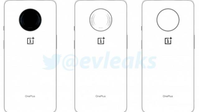 ไม่ตกเทรนด์! ภาพร่างสมาร์ทโฟนใหม่ OnePlus มีโมดูลกล้องกลม
