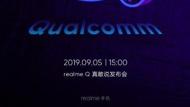 Realme เตรียมเปิดตัวซีรี่ส์ Q ที่ประเทศจีน
