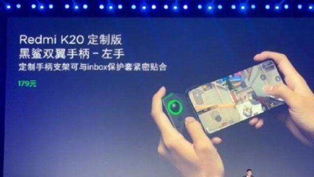 เปิดตัว Gamepad สำหรับ Redmi K20/K20 Pro กับราคาเริ่มต้นแค่ 440 บาท