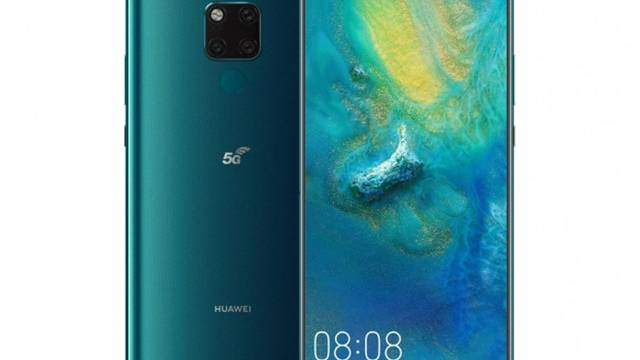 Huawei Mate 20 X 5G ทำยอดจองในจีนทะลุล้านเครื่องแล้ว