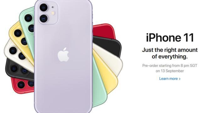 Apple ประเทศไทย ประกาศราคา iPhone 11 เริ่มต้นที่ 24,900 บาท