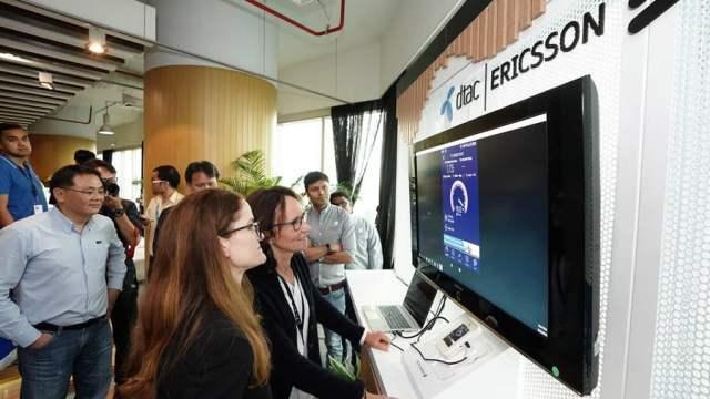 dtac เริ่มทดลองใช้ 5G คลื่น 28 GHz ใน dtac Never Stop Café ที่ดีแทคเฮาส์