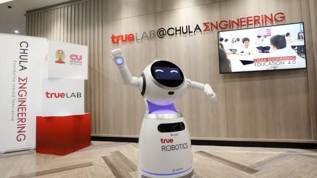 เปิดแล้ว TrueLab@Chula Engineering วิศวฯ จุฬาฯ สานพลัง True ปั้นนวัตกรรุ่นใหม่รับยุค 5G