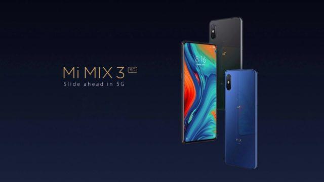 Xiaomi เตรียมเปิดตัว Mi Mix 5G และ Mi 9 Pro 5G พร้อม TV และ OS ใหม่