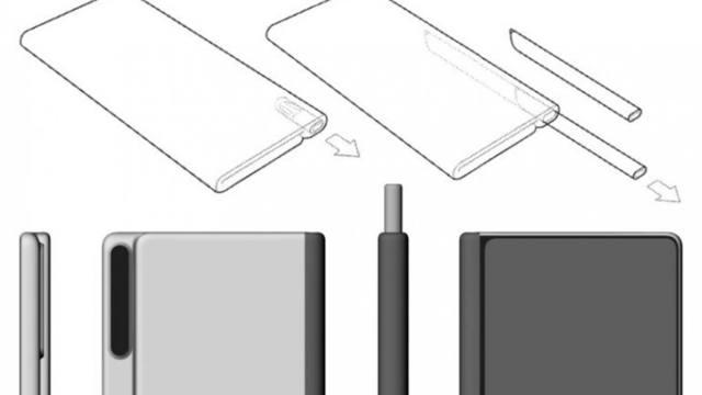 หลุดดีไซน์ Huawei Mate X2 หน้าจอพับได้ พร้อมรองรับปากกา Stylus