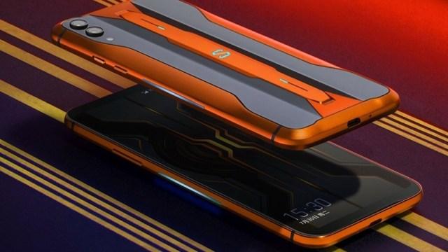 Black Shark 2 Pro เปิดตัวสีใหม่ ส้ม (Orange Blast) เริ่มขายสัปดาห์นี้