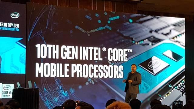 Intel เปิดตัวซีพียู Gen 10 ทั้ง Ice Lake และ Comet Lake แล้วในไทย