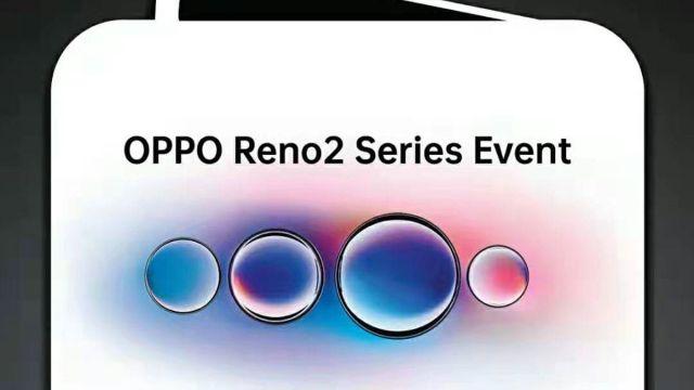"""OPPO เตรียมเปิด Pre-Order สุดยอดสมาร์ทโฟน """"OPPO Reno2 Series"""" 9 ต.ค.นี้!"""