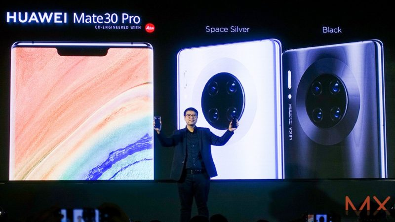 Huawei Mate 30 Pro เคาะราคาไทย 28990 บาท พร้อมจองวันนี้ – 3 พ.ย.
