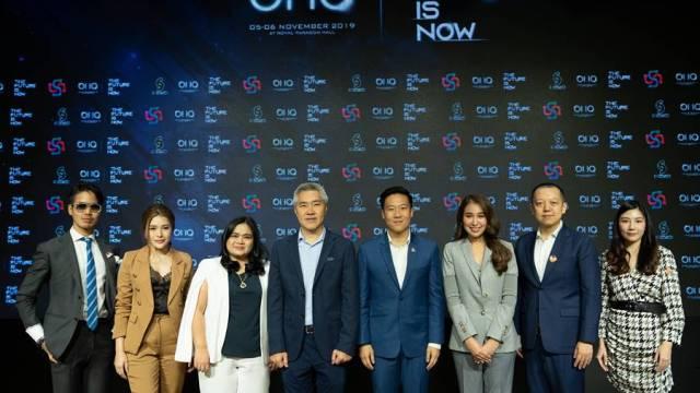 """เตรียมพร้อมเปิดปรากฏการณ์ใหม่แห่งวงการไอทีไทยใน """"OIIO"""" Thailand TECHLAND 2019"""