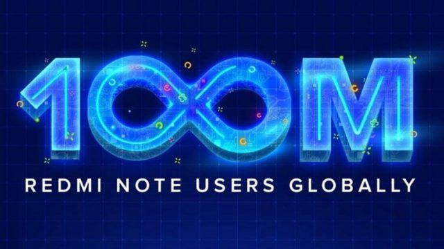 Xiaomi ฉลอง! ขาย Redmi Note ทั่วโลกทะลุ 100 ล้านเครื่อง