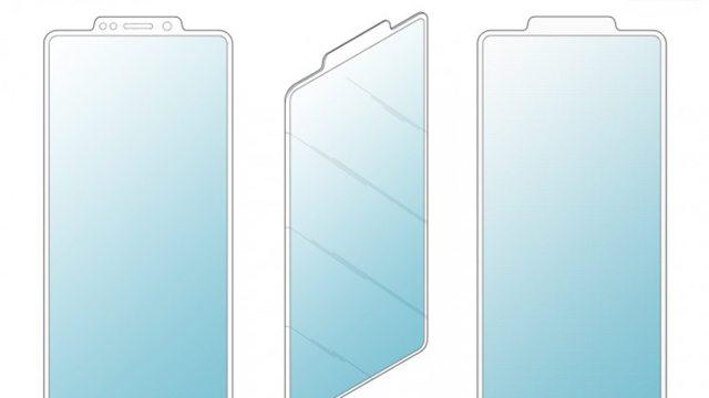 เผยสิทธิบัตร หน้าจอมีรอยบากของ Samsung ที่มาในรูปแบบใหม่
