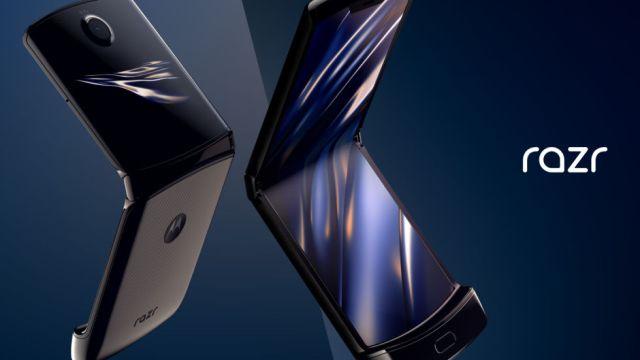 เปิดตัว Motorola Razr 2019 สมาร์ทโฟนจอพับได้ กับราคา 45,500 บาท