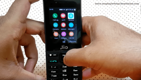 how to use mx player for jio phone
