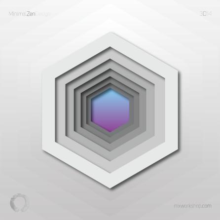 Minimal-Zen-Design-3D14-V2
