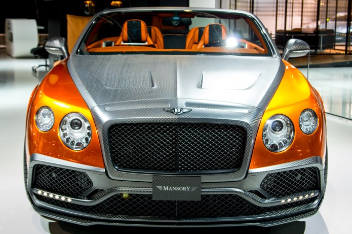 Mansory Bentley Continenal GT 02 20150922