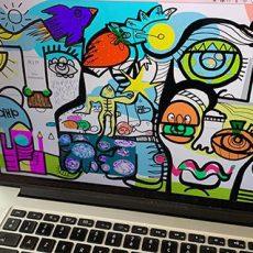 Webinaire Team Building par ana artiste