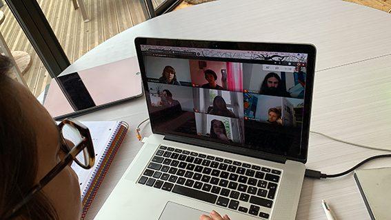 Team Building Webinaire Live Visio conférence