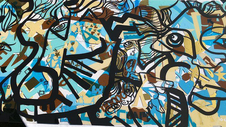 Fresque Lyon