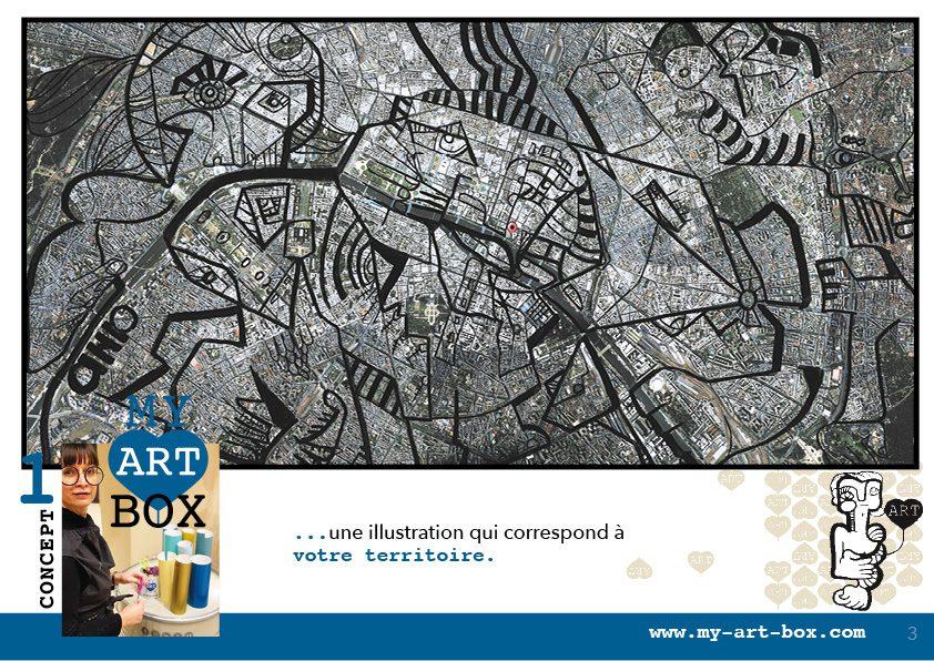Comment créer un événement d'animation Team Building Fresque Paris ou en Ile-de-France ?