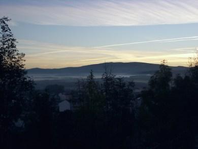 Jakobsweg: Portomarin