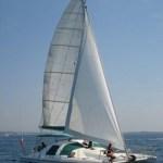 Catamaran école au Cap Ferret