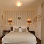 Chambre double hotel Coté Sable