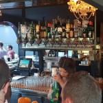 Bar le Wharf Zazate au Cap Ferret