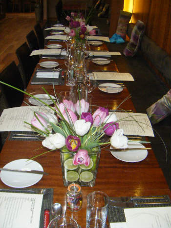 Wedding Reception Table Decoration Tips And Pointers To